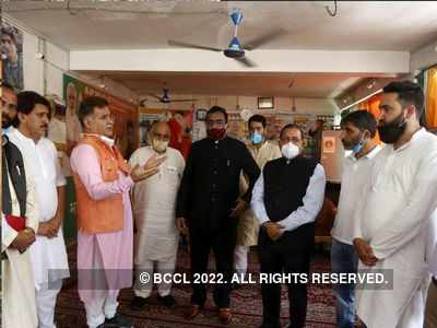 BJP's Ram Madhav, Jitendra Singh in self-quarantine after J&K party chief Ravinder Raina tests Covid-19 positive