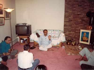 PM Narendra Modi shares old photos on his birthday