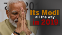 Is the 2019 Narendra Modi wave bigger than 2014?
