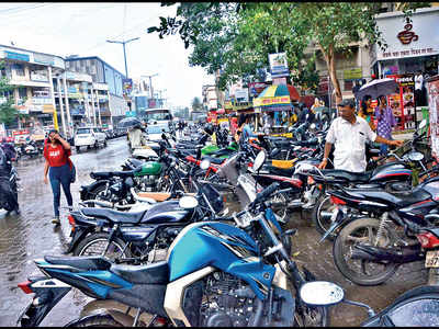 PCMC parking policy set to roll after elections