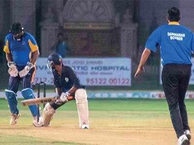 Gurukul Premier League 2018: Darshanam Bombers hit target with a comfortable 46-run win over Bajrangi XI