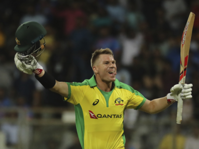 David Warner becomes fourth fastest batsman to score 5000 ODI runs