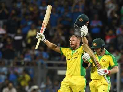 India vs Australia 1st ODI: Aaron Finch, David Warner smash centuries as visitors thrash Virat Kohli and team by 10 wickets