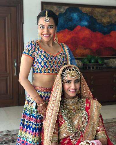 """I torture Swara in real life,"" says Sonam Kapoor Ahuja on her Veere Di Wedding co-star"