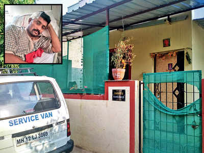33-year-old man attacked inside his Wakad home for not vacating his house