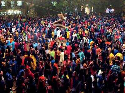 State govt may allow small-scale garba events
