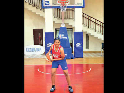 Pune teenager aims for the stars at Jr NBA