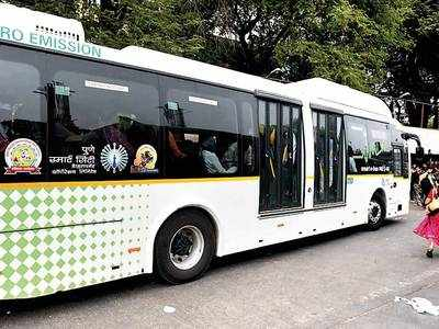Plan for additional e-buses put on hold