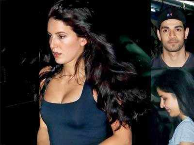 Sooraj Pancholi, Isabelle and Katrina Kaif's late night meeting with Salman Khan