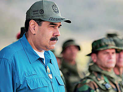 We don't accept ultimatums: Venezuela prez on fresh polls