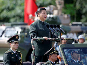 How China is replacing America as Asia's military titan