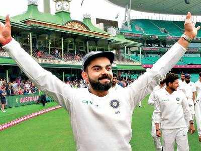 Virat Kohli becomes first cricketer to sweep three ICC awards in a year