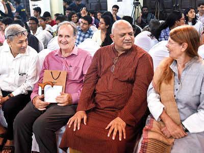 Malhar fest starts on an erudite note