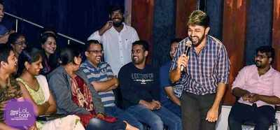Namma Bengaluru gets its own 'Joke Falls': Know what's funny? Comedy in Kannada