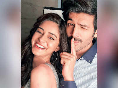With Kartik Aaryan and Ananya Panday, there's no 'Woh'