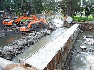 Corporators moot Rs 12cr for wall at Ambil Odha