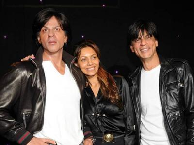 Flashback Friday: Shah Rukh Khan, Gauri Khan's social media banter is adorable