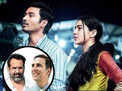 Akshay Kumar, Sara Ali Khan, Dhanush's Atrangi Re will restart in October with a three-month schedule in Madurai, Delhi and Mumbai