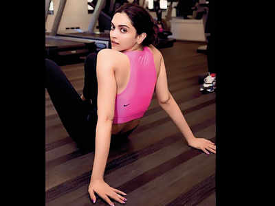 Even Deepika Padukone has cheat days