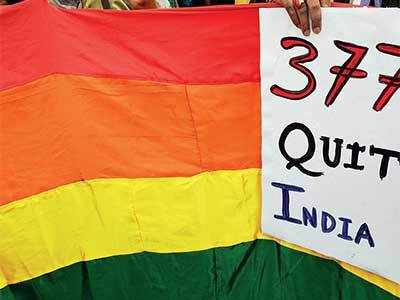 Section 377 left to the 'wisdom of SC'