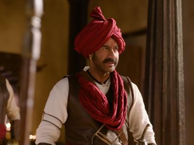 Tanhaji: The Unsung Warrior enters Rs 100 crore-club