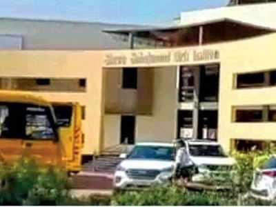 Shri Sahjanand Girls' Institute staff shuts hostellers in room