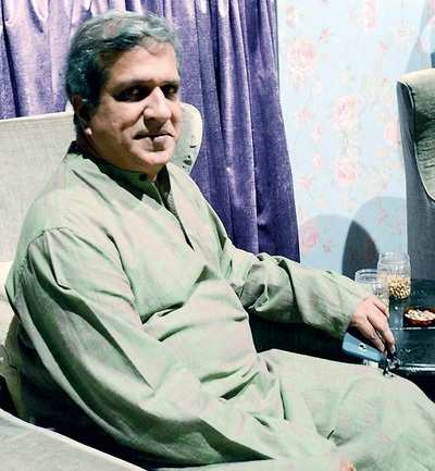 Small talk with Darshan Jariwala: 'I don't believe in spontaneity'