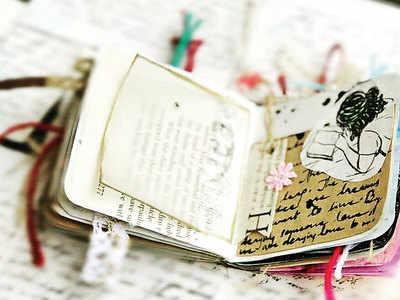 PLAN AHEAD: Make a journal