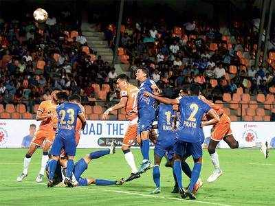 Indian Super League: Goa beats Mumbai FC by 4-2