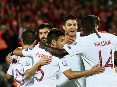 UEFA Euro 2020 qualifiers: Goals galore