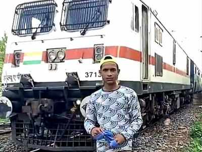 West Bengal: Boy dies after getting hit by train while shooting TikTok videos