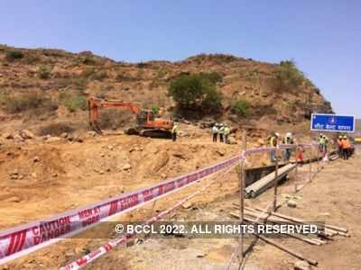 Tunnelling work begins for missing Mumbai-Pune Expressway link