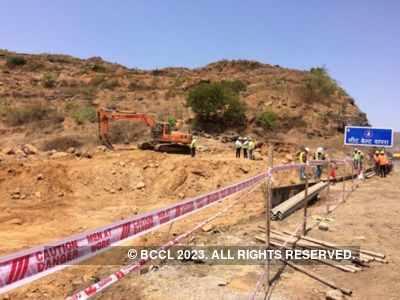 Tunnelling work begins for missing Mumbai-Pune Expressway link