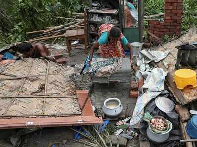 Cyclone Amphan: PM Modi announces Rs 1,000 crore relief package for West Bengal