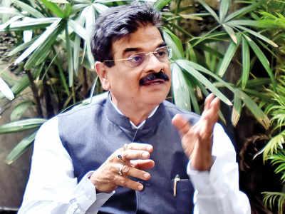 Vijay Shivtare ready to challenge NCP's Supriya Sule in Baramati