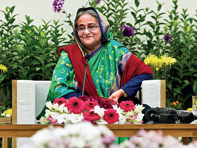 Bangladesh polls: Hasina bags 96% of total seats