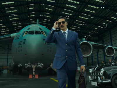 Bell Bottom teaser: Akshay Kumar reveals his three different avatars in a thrilling throwback to the 80s