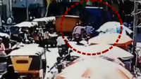 On cam: MNS leader shot dead in Maharashtra's Thane