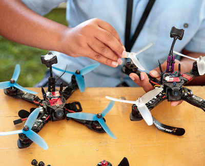 Bengaluru gears up for country's first drone race
