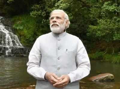 Batting for Modi, not BJP?