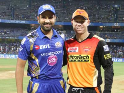 Pollard's 41 takes Mumbai to 149/8 wkts vs SRH