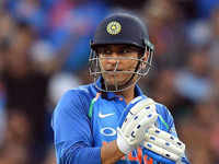 MS Dhoni's illegal run went unnoticed during 2nd India vs Australia ODI in Adelaide