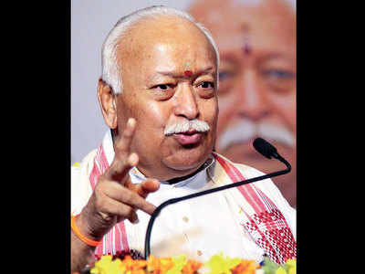 No Hindu will have to leave: RSS chief