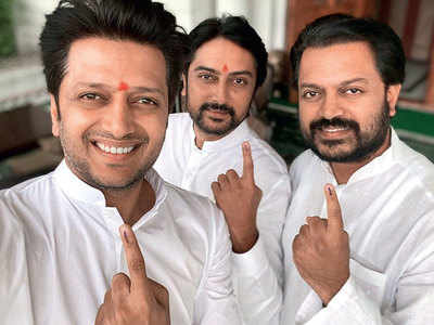 Riteish Deshmukh: I leave politics to my brothers