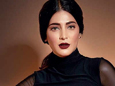 Shruti Haasan: My entire family has self-isolated