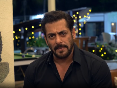 Watch: Salman Khan says 'Lockdown would have ended had people followed the rules'