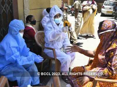 Maharashtra's Covid-19 cases rise to 44,582, Mumbai's count crosses 27,000-mark