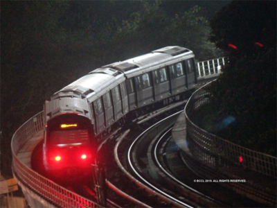 Namma Metro trains timings extended till 2 am on New Year's Eve