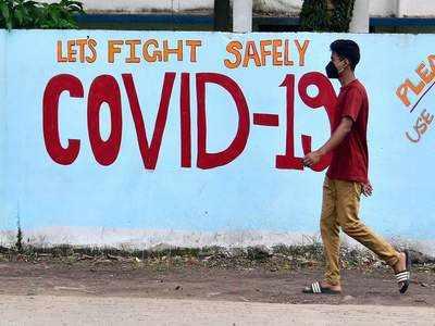 Delhi news: City reports 25,462 fresh Covid-19 cases, 161 deaths