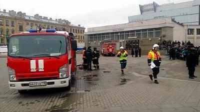 Russia: 10 feared dead in St Petersburg blast